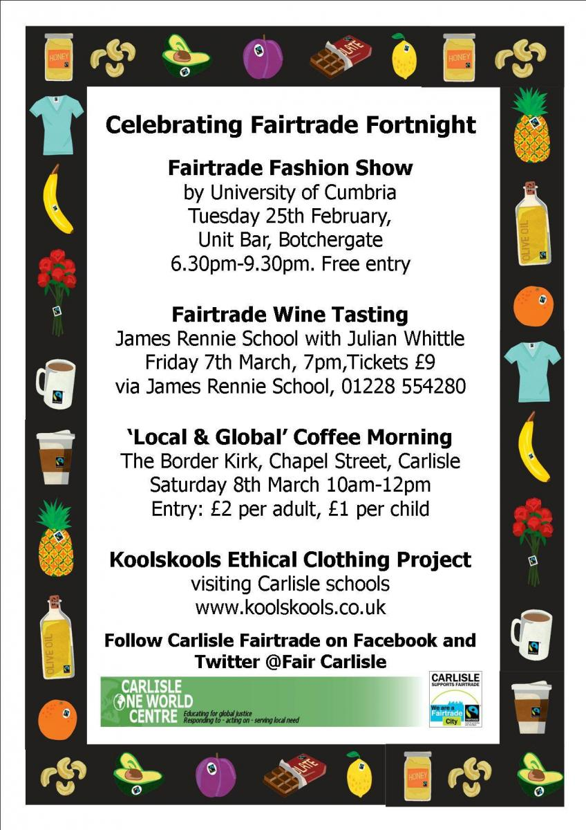 Fairtrade Fortnight 02.14