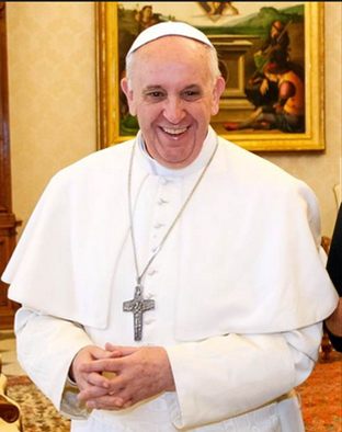 Pope Francis 01.14